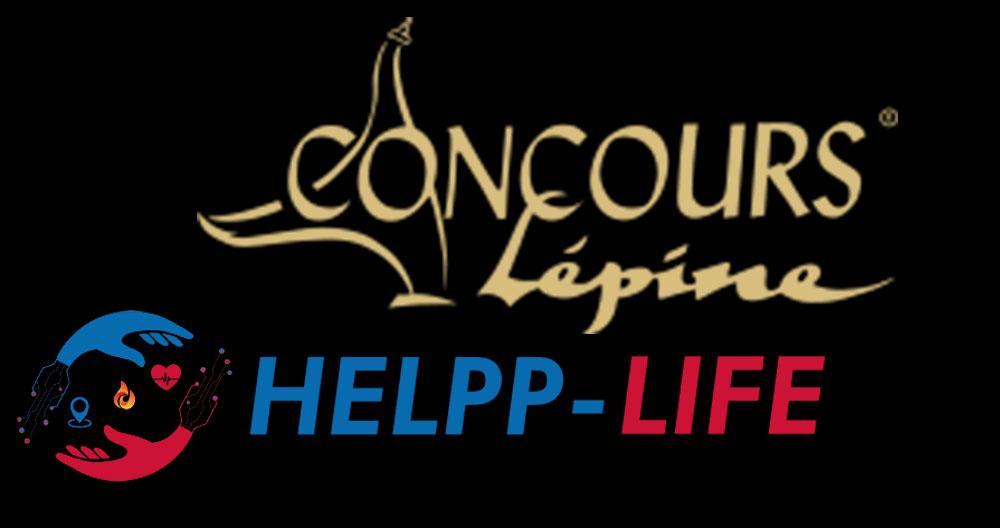 Concours Lépine - Helpp-Life