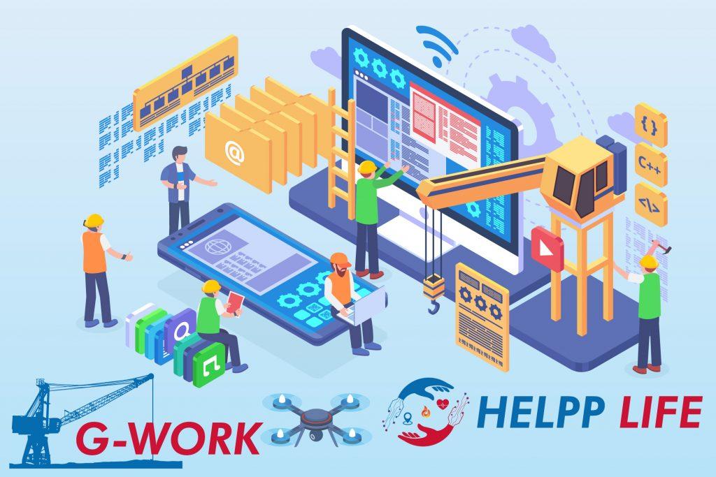 Helpp-Life G-Work