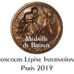 Helpp-Life Médaille de bronze concours Lépine international Paris 2019